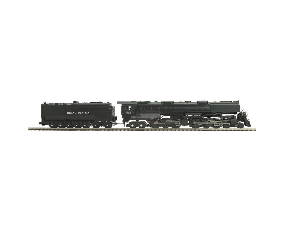 O Hi-Rail 4-6-6-4 Challenger w/PS3, UP #3985 by MTH Trains
