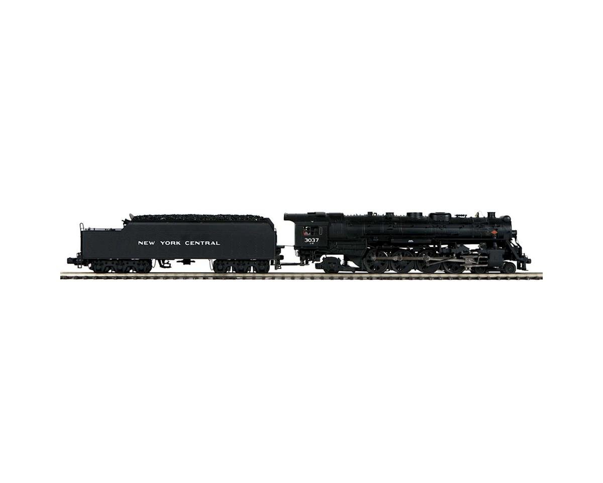 MTH Trains O Hi-Rail 4-8-2 L-3b Mohawk w/PS3, NYC #3037