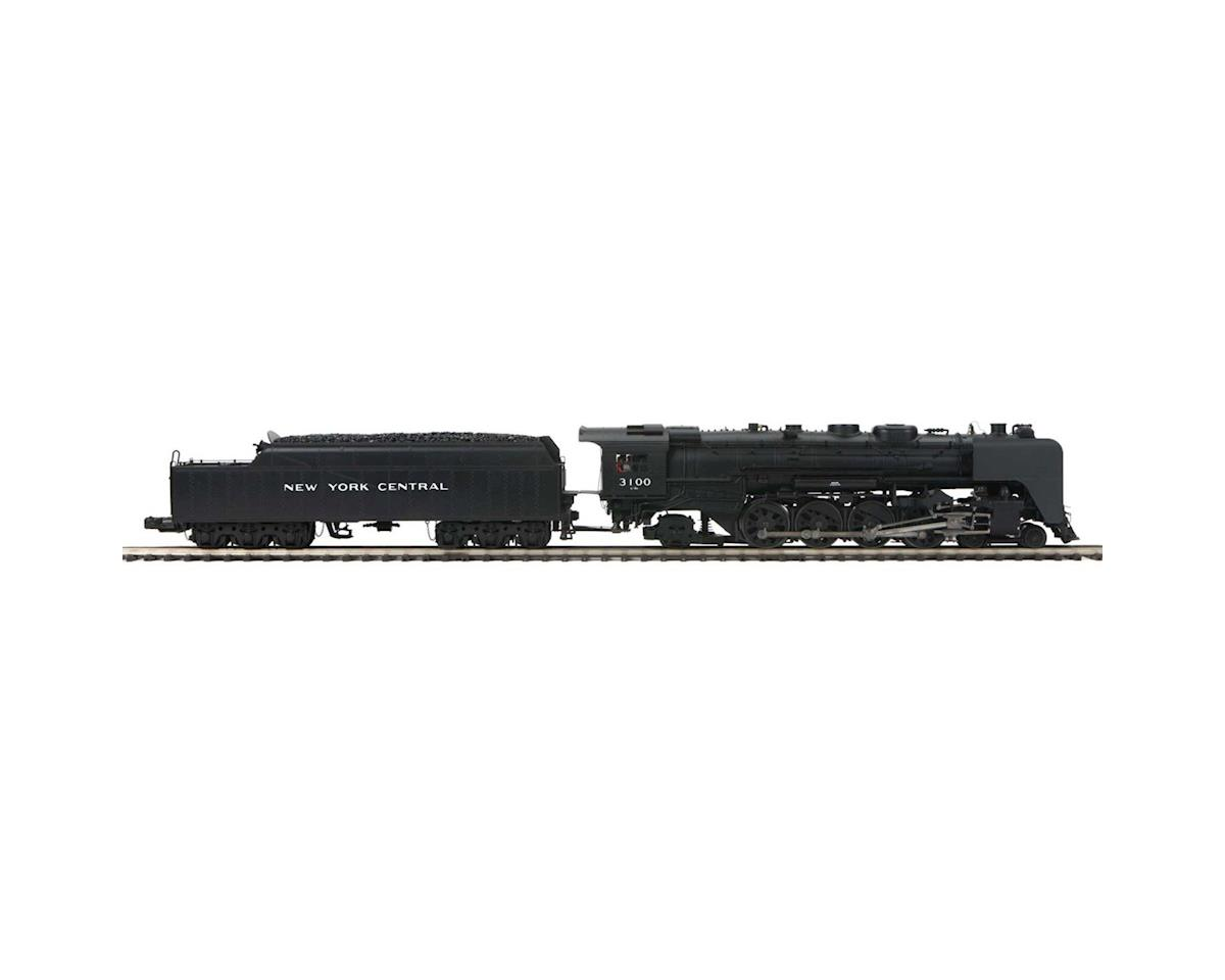 MTH Trains O Hi-Rail 4-8-2 L-4a Mohawk w/PS3, NYC #3100