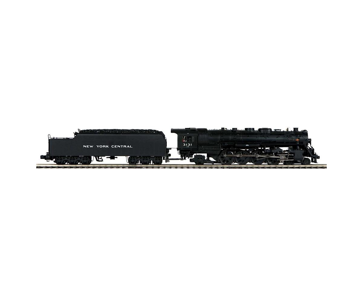 MTH Trains O Hi-Rail 4-8-2 L-4b Mohawk w/PS3, NYC #3131