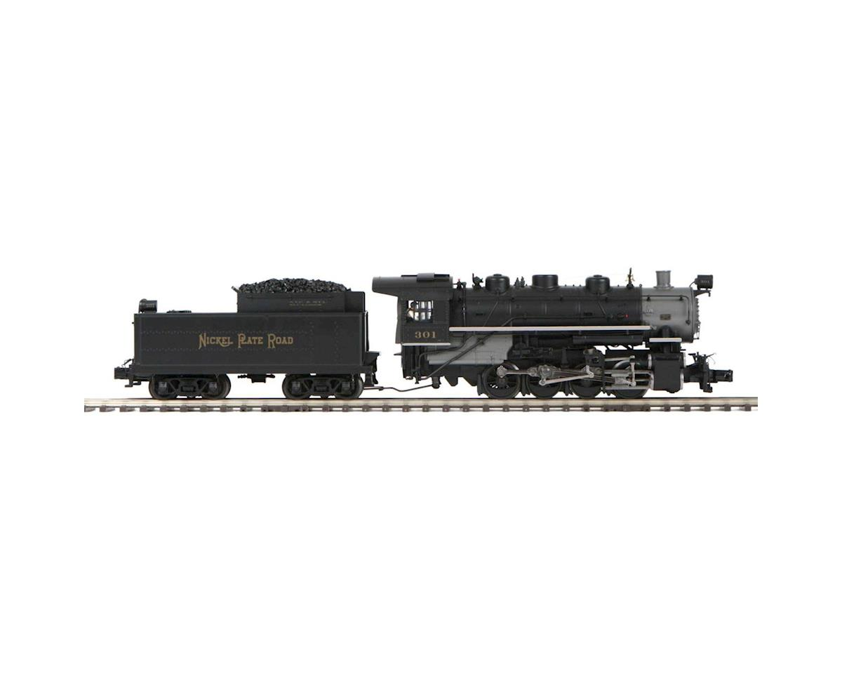 MTH Trains O Hi-Rail 0-8-0 w/PS3, NKP #272