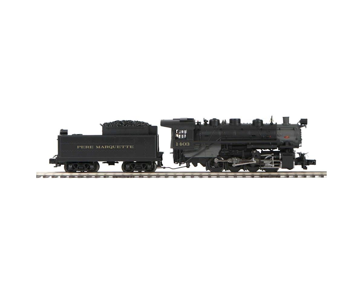 MTH Trains O Hi-Rail 0-8-0 w/PS3, PM #1403