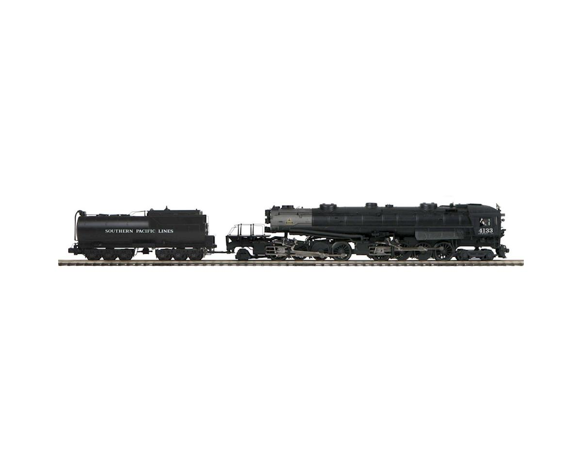 MTH Trains O Hi-Rail 4-8-8-2 AC6 Cab Forward w/PS3, SP #4133