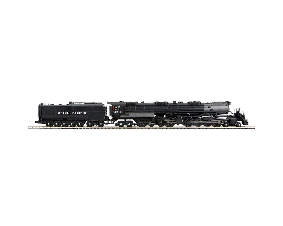 MTH Trains O Hi-Rail 4-8-8-4 w/PS3 Oil Burner, UP #4014