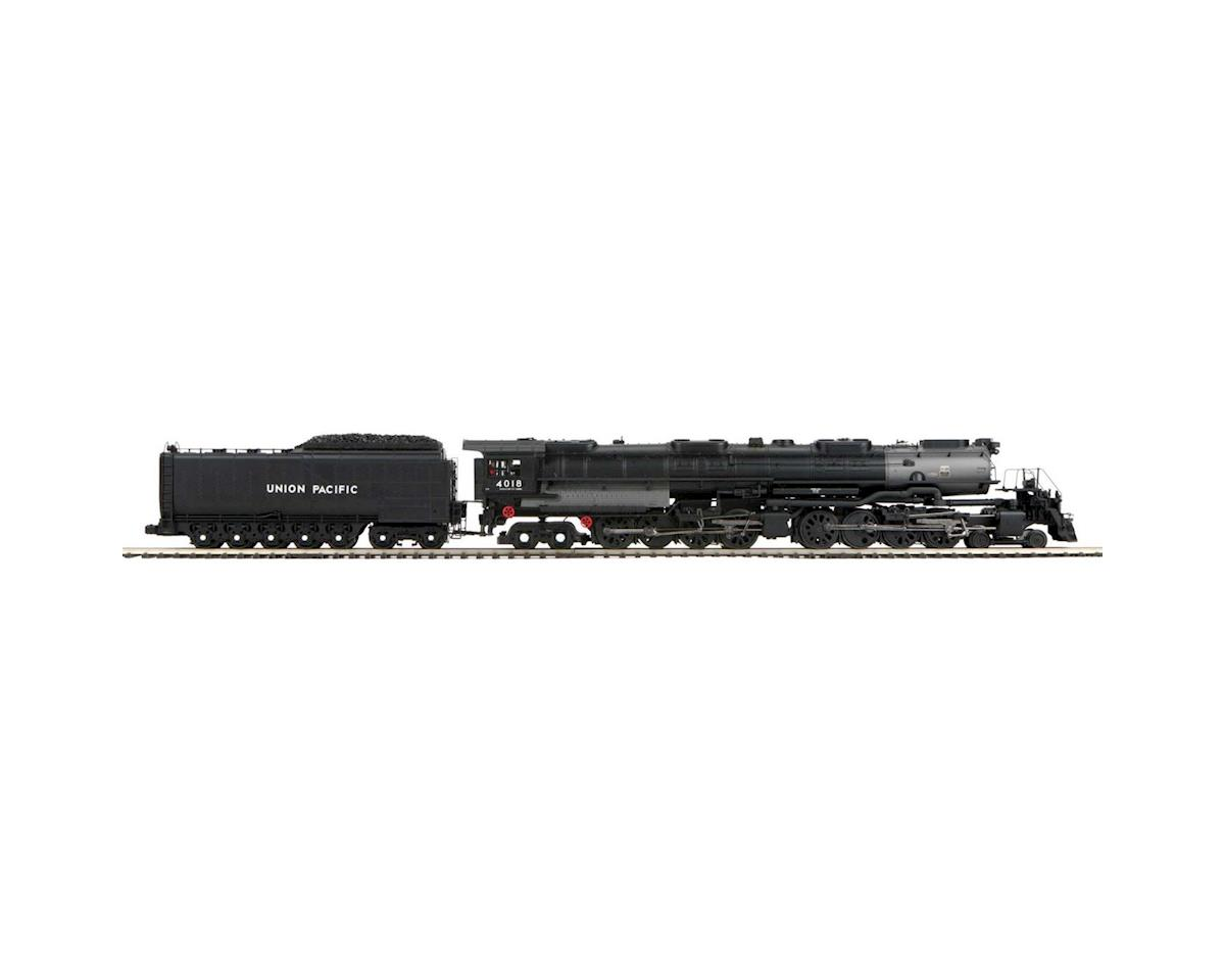 MTH Trains O Hi-Rail 4-8-8-4 w/PS3, UP #4018