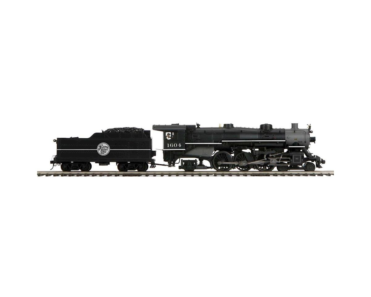 MTH Trains O 4-6-2 Pacific w/PS3, ACL #1504