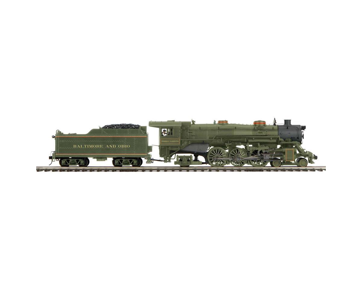 MTH Trains O 4-6-2 Pacific w/PS3, B&O #5300