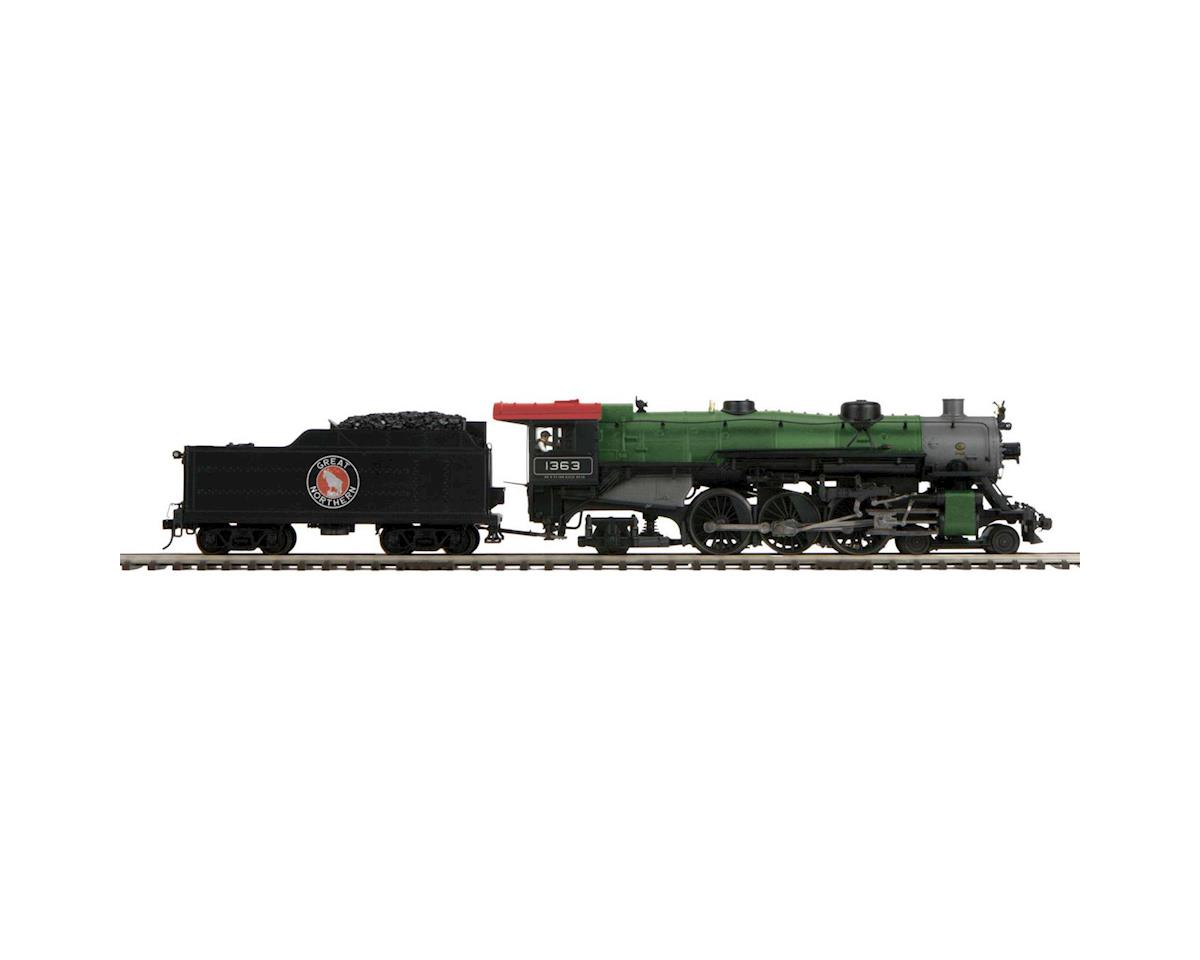 MTH Trains O 4-6-2 Pacific w/PS3, GN #1363