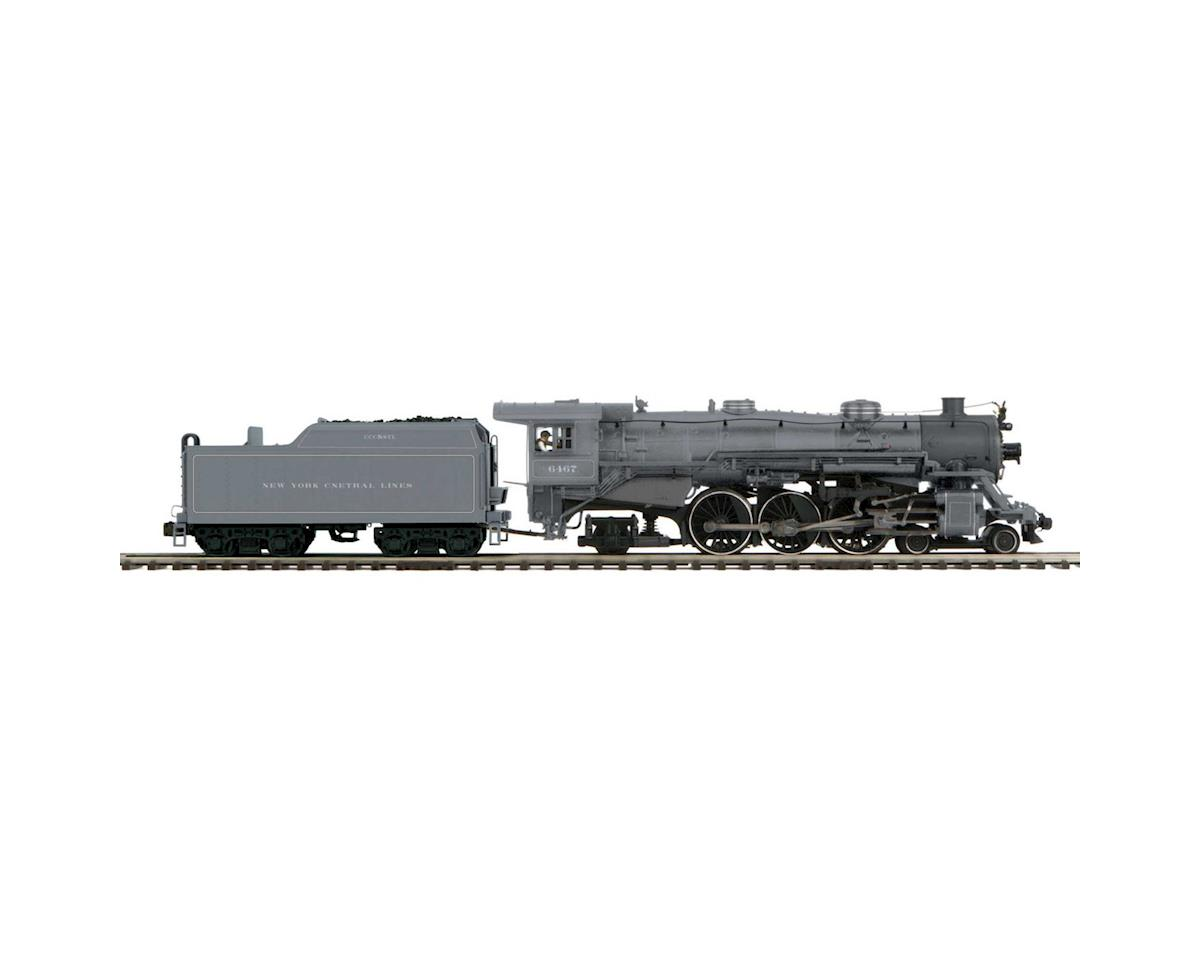 MTH Trains O 4-6-2 Pacific w/PS3, NYC #6467