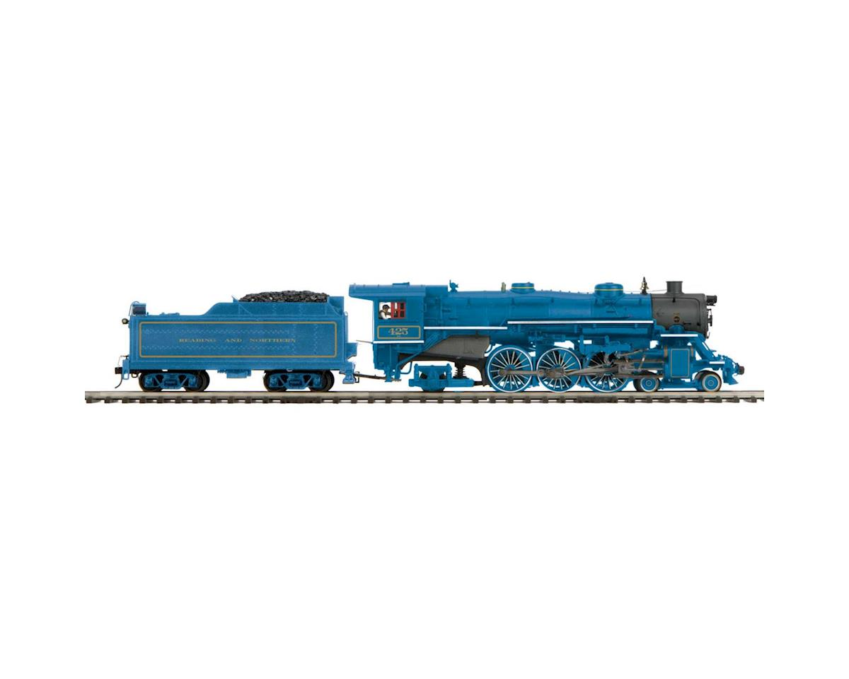 MTH Trains O 4-6-2 Pacific w/PS3, R&N #425