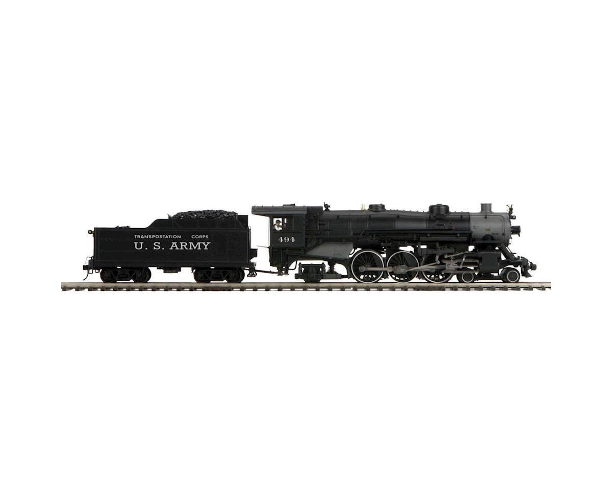 MTH Trains O 4-6-2 Pacific w/PS3, USRA #494