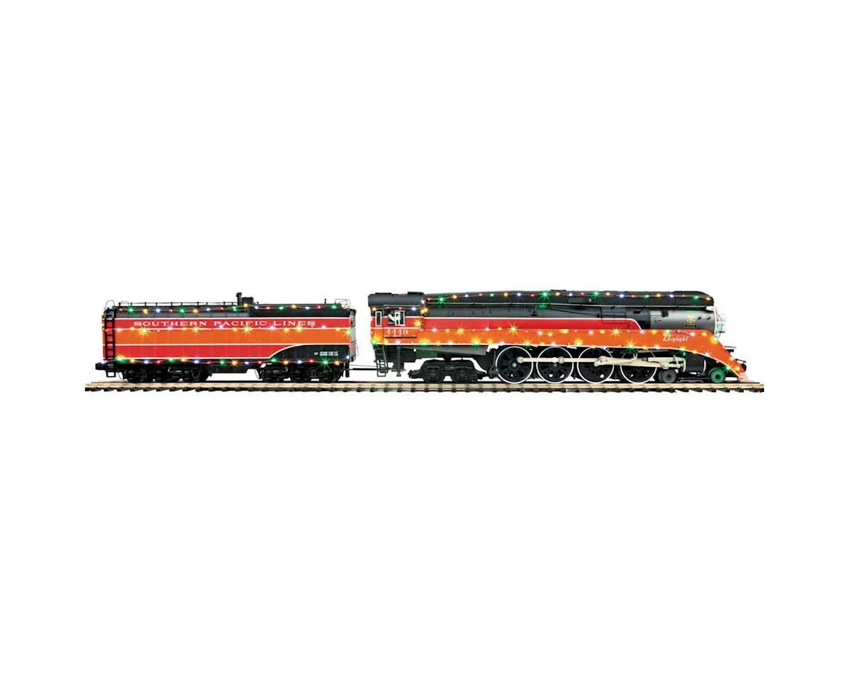 MTH Trains O Hi-Rail 4-8-4 GS-4 w/PS3, SP#4449
