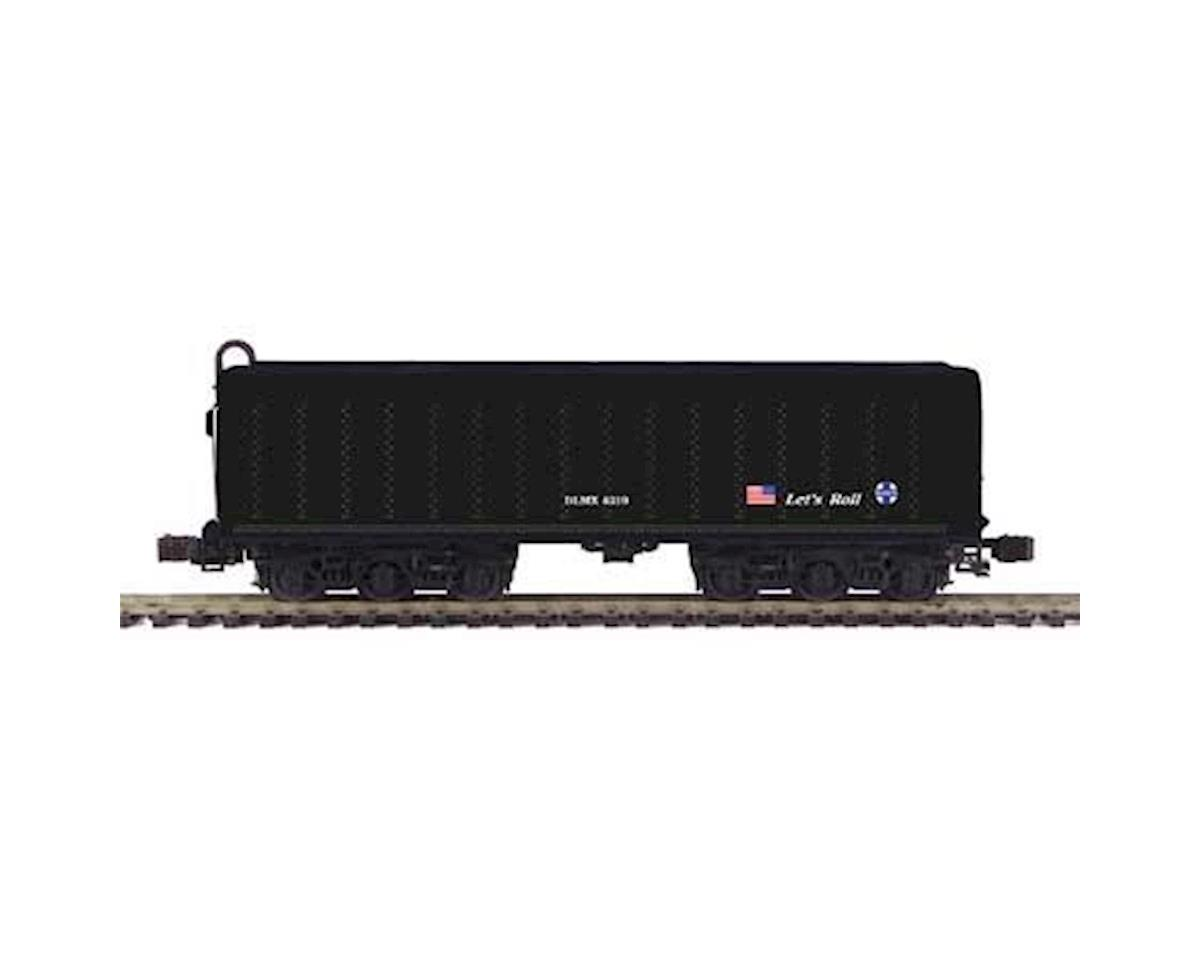 MTH Trains O Hi-Rail Auxiliary Water Tender III, FRDM/Black