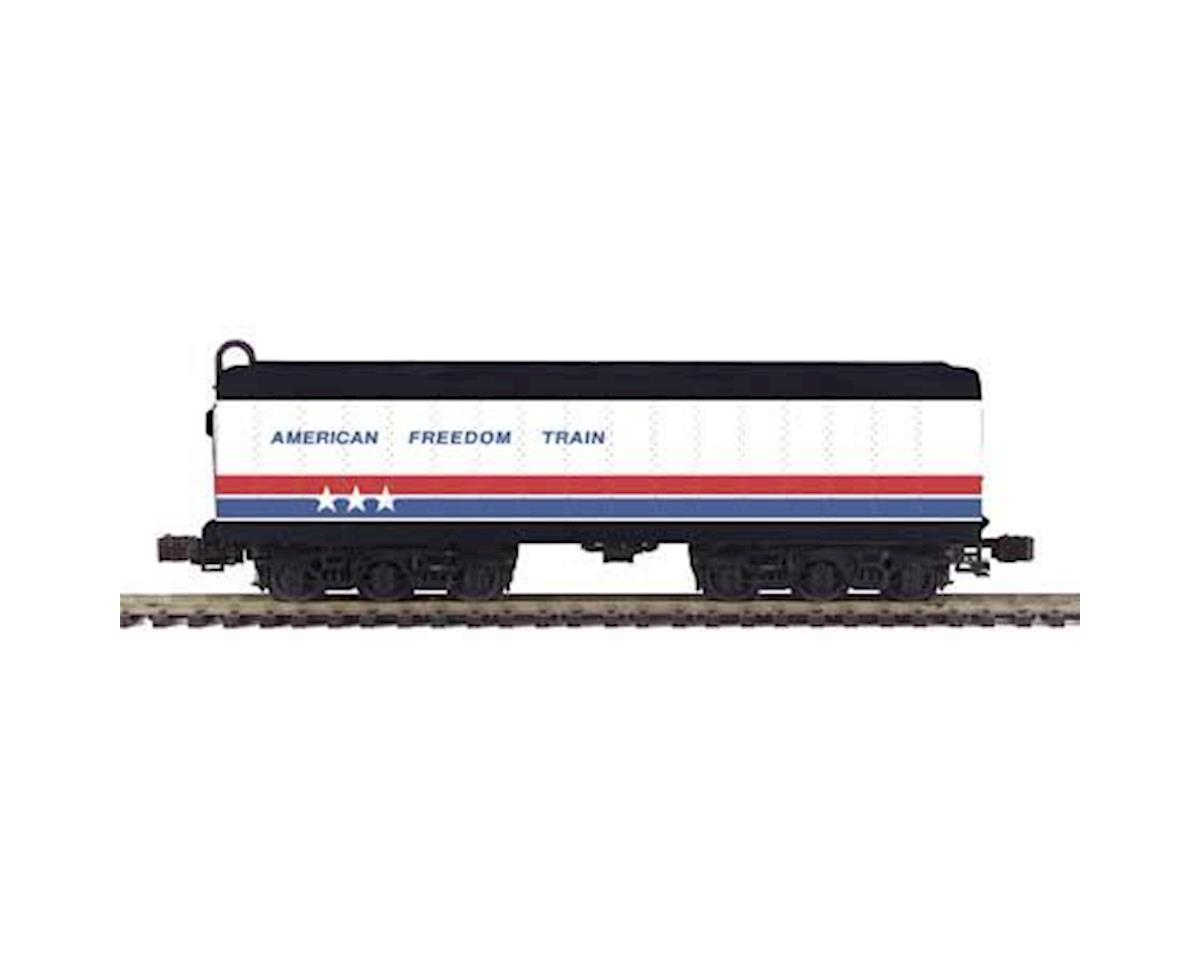 MTH Trains O Hi-Rail Auxiliary Water Tender III, FRDM