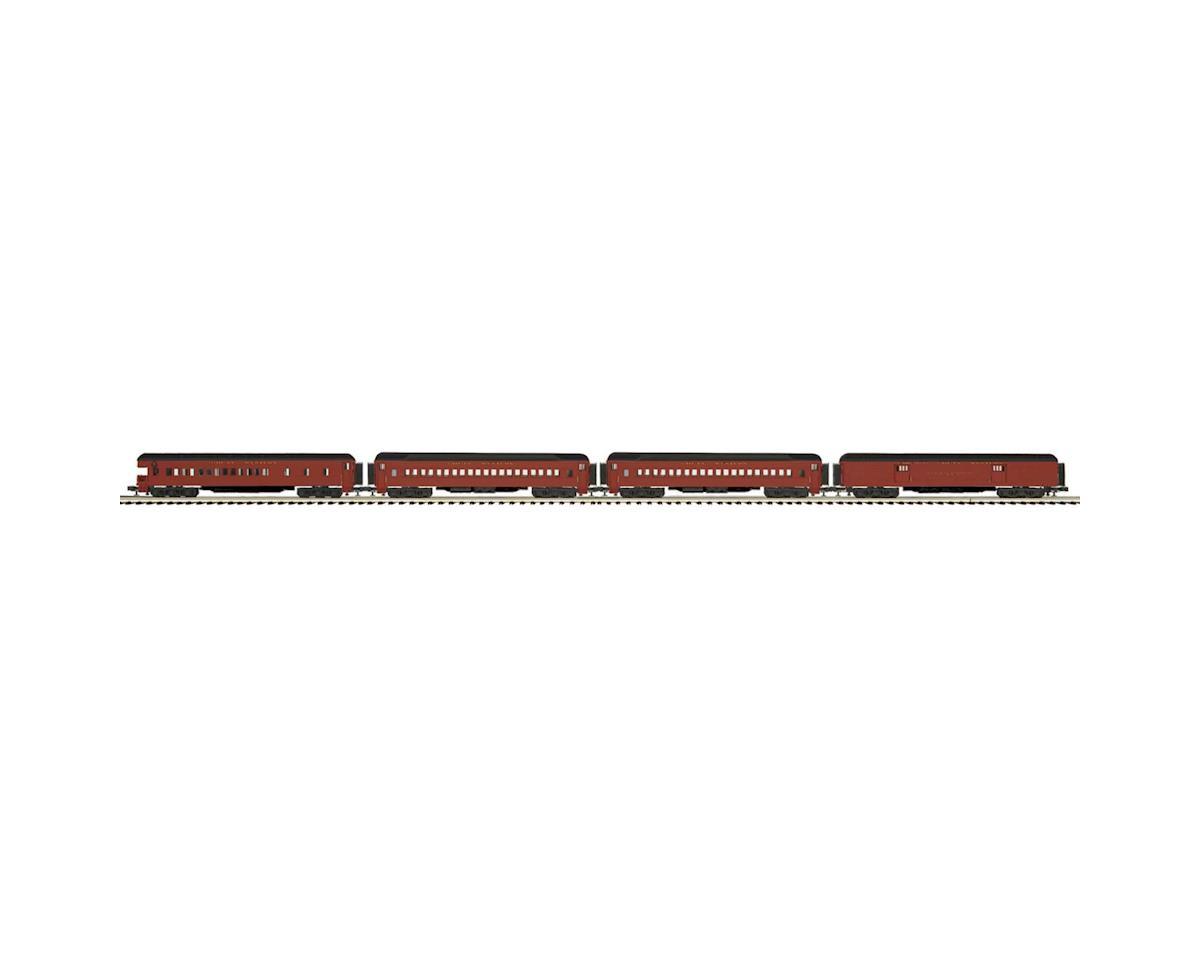 MTH Trains O 70' Madison Passenger, CGW #47 (4)