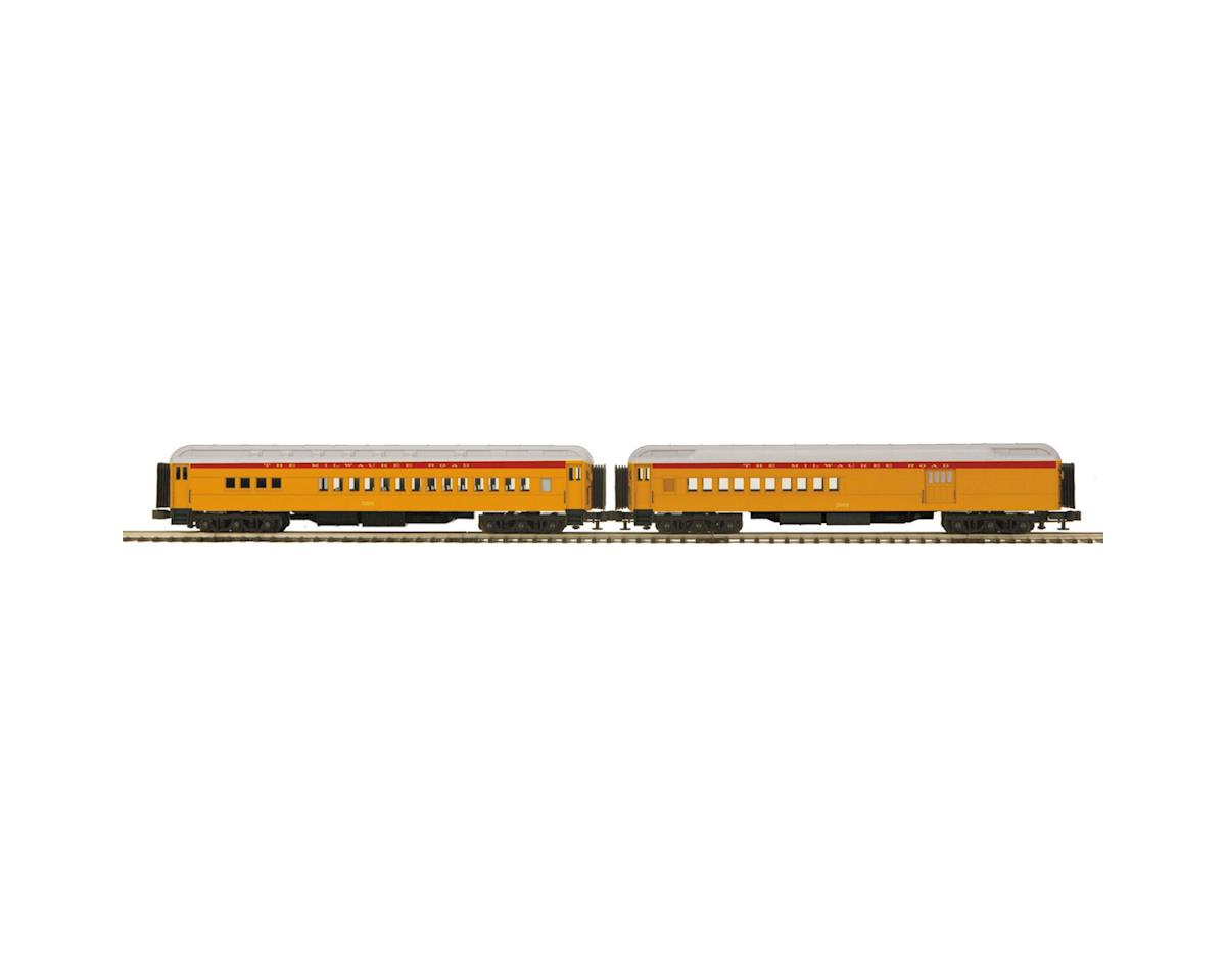 MTH Trains O 70' Madison Combine/Diner, MILW