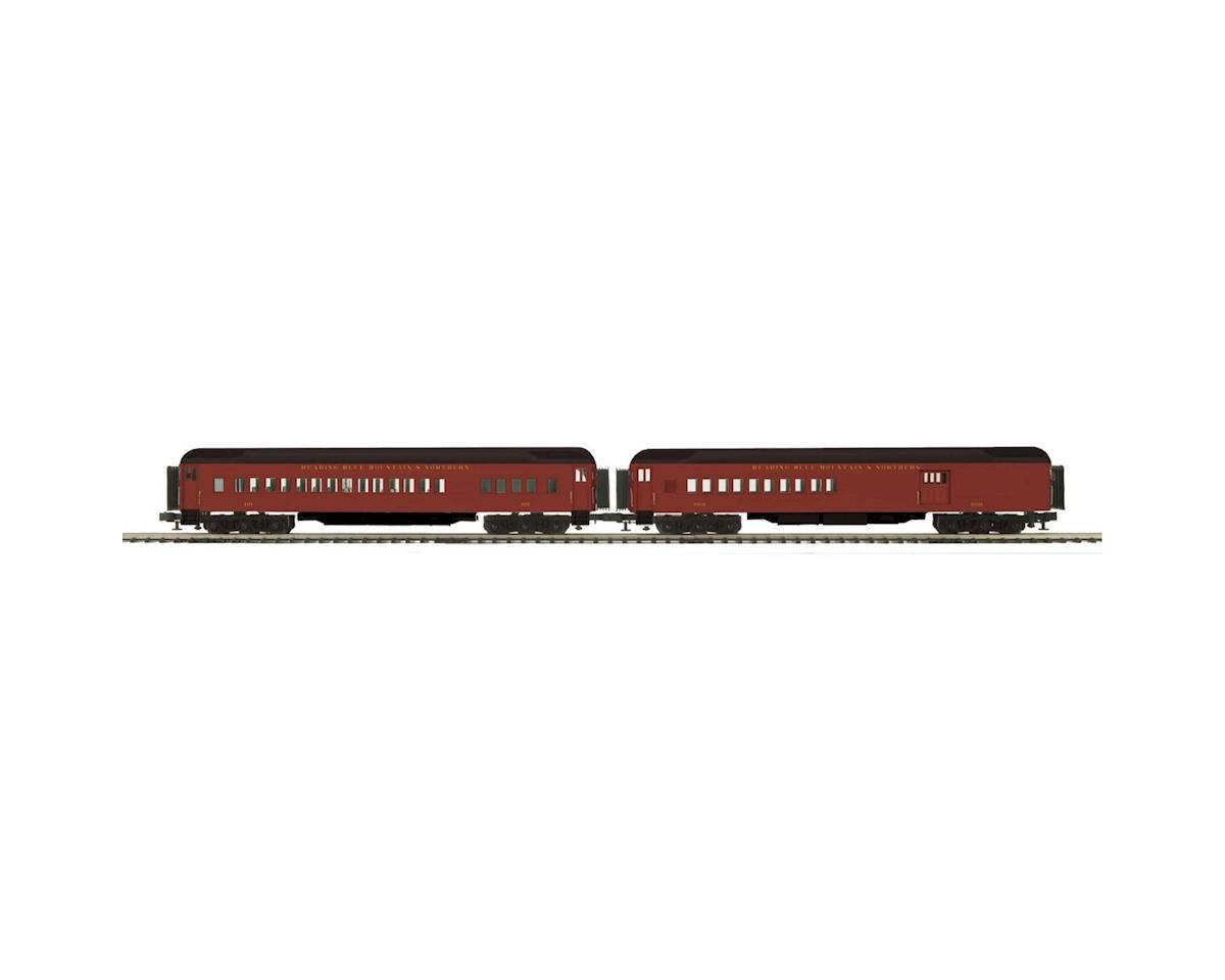MTH Trains O 70' Madison Comb/Diner, R&N