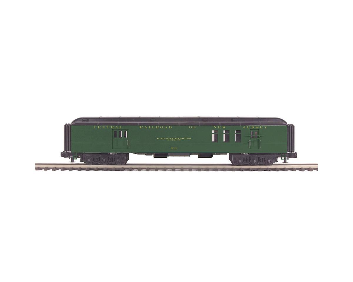 MTH Trains O 70' Madison RPO, CNJ