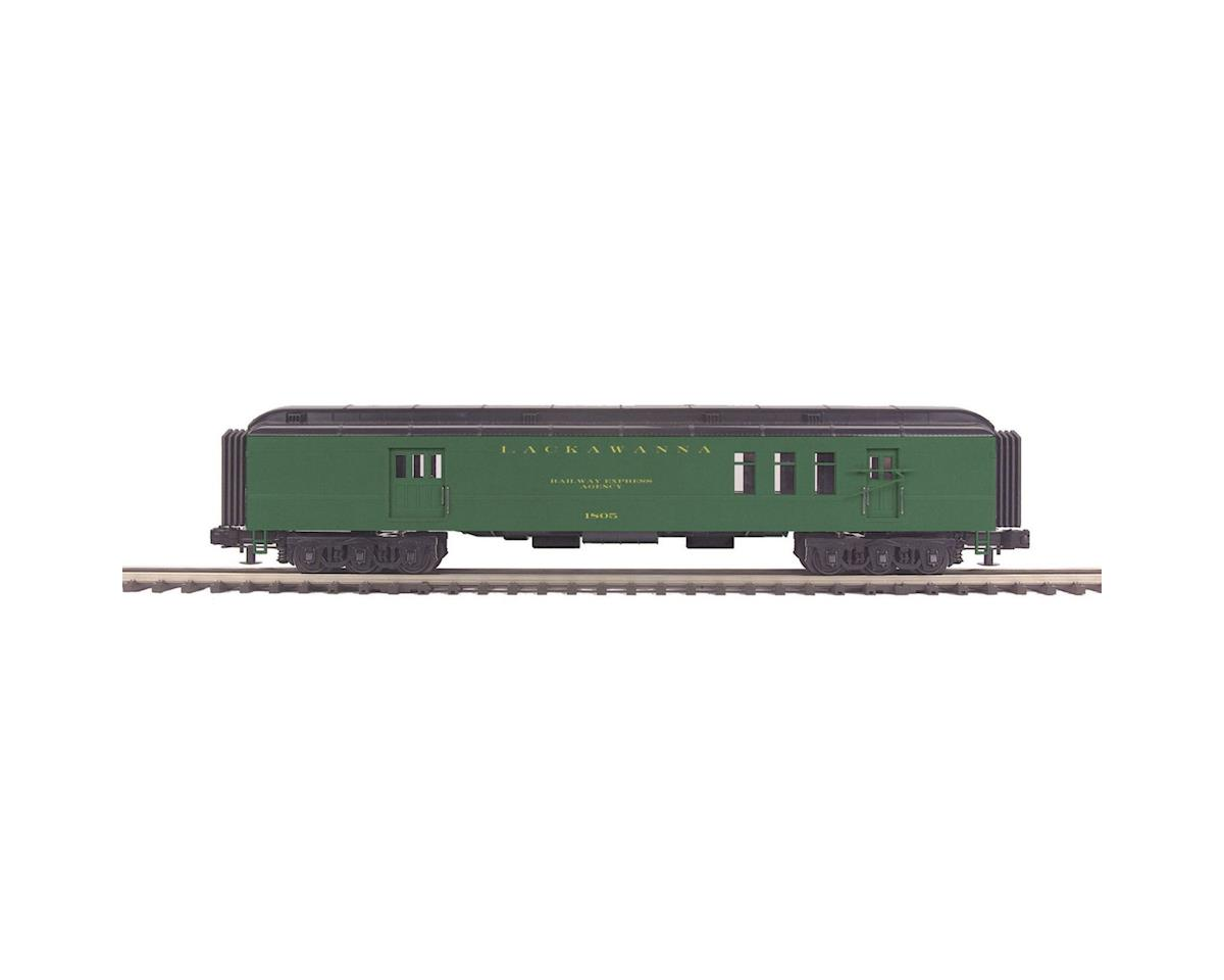 O 70' Madison RPO, DL&W by MTH Trains
