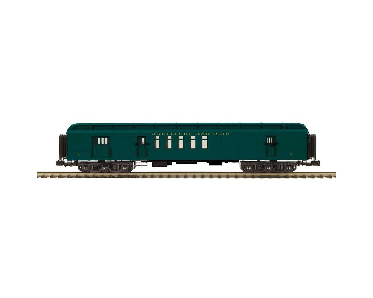 MTH Trains O 70' Madison RPO, B&O/Green