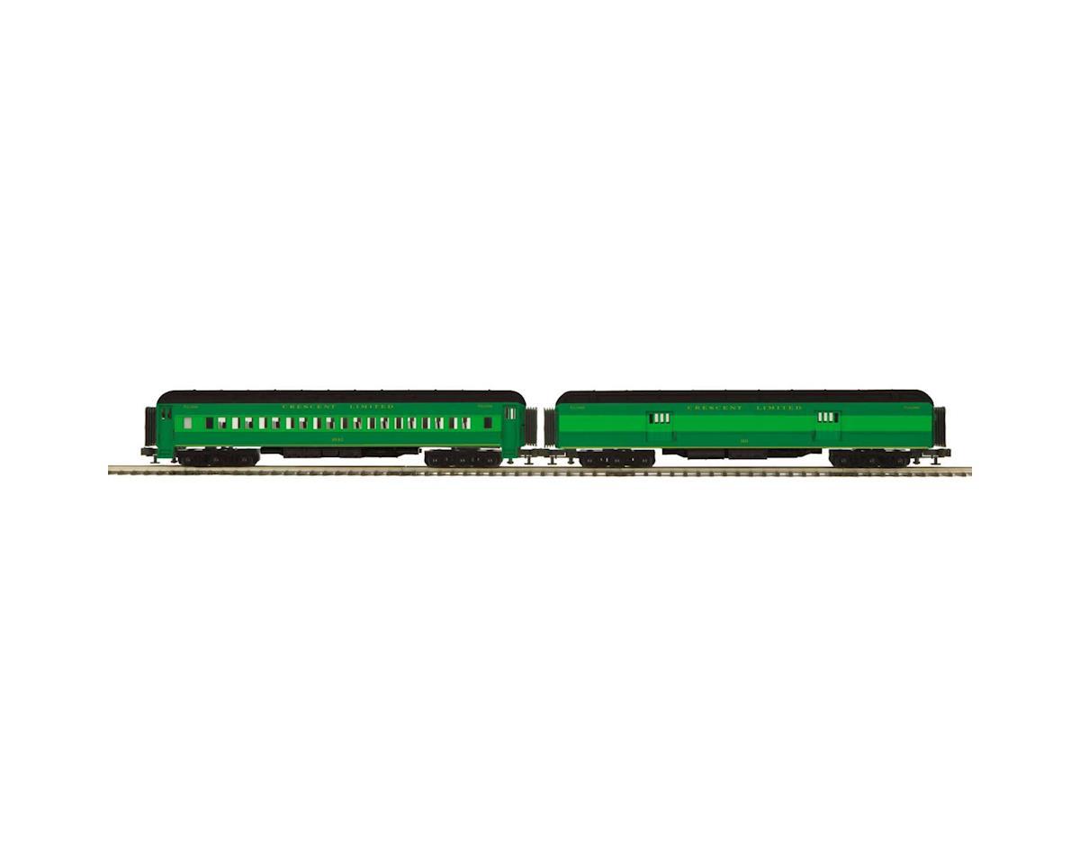 MTH Trains O 70' Madison Baggage/Coach, SOU