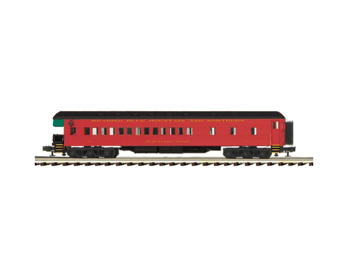 MTH Trains O 70' Madison Observation, RNRX/Schuylkill #5