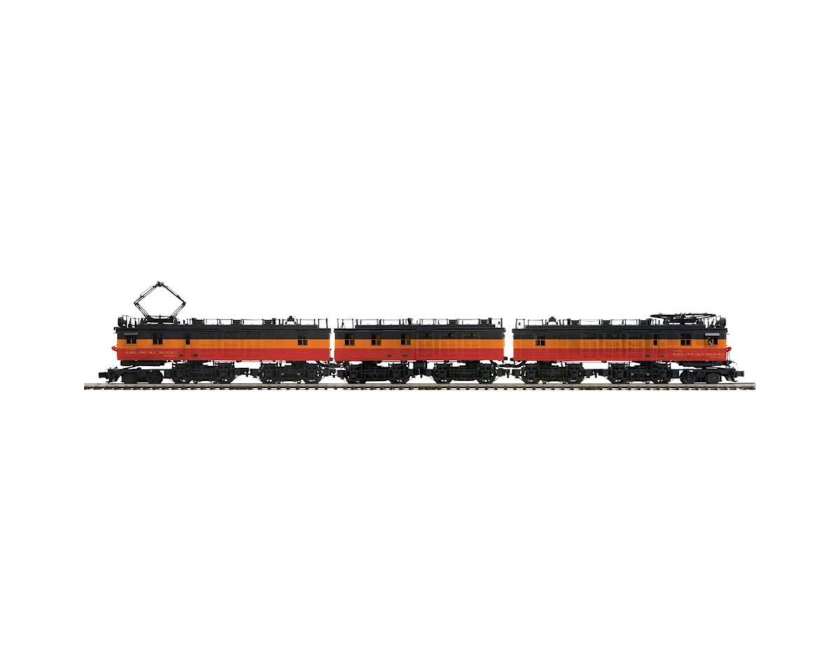 MTH Trains O EF-3 A/B/A w/PS3, MILW #E30A