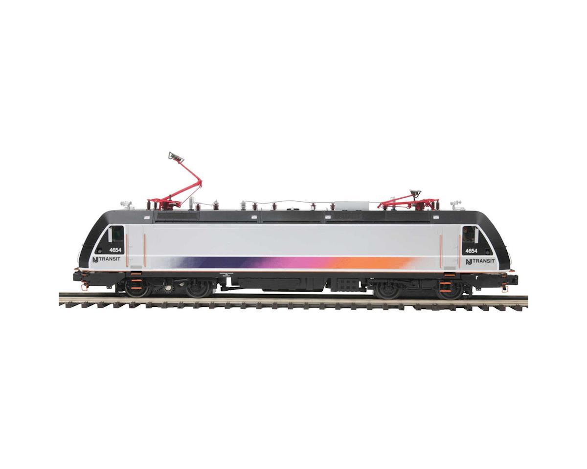 MTH Trains O Hi-Rail ALP 46 w/PS3, NJT #4654