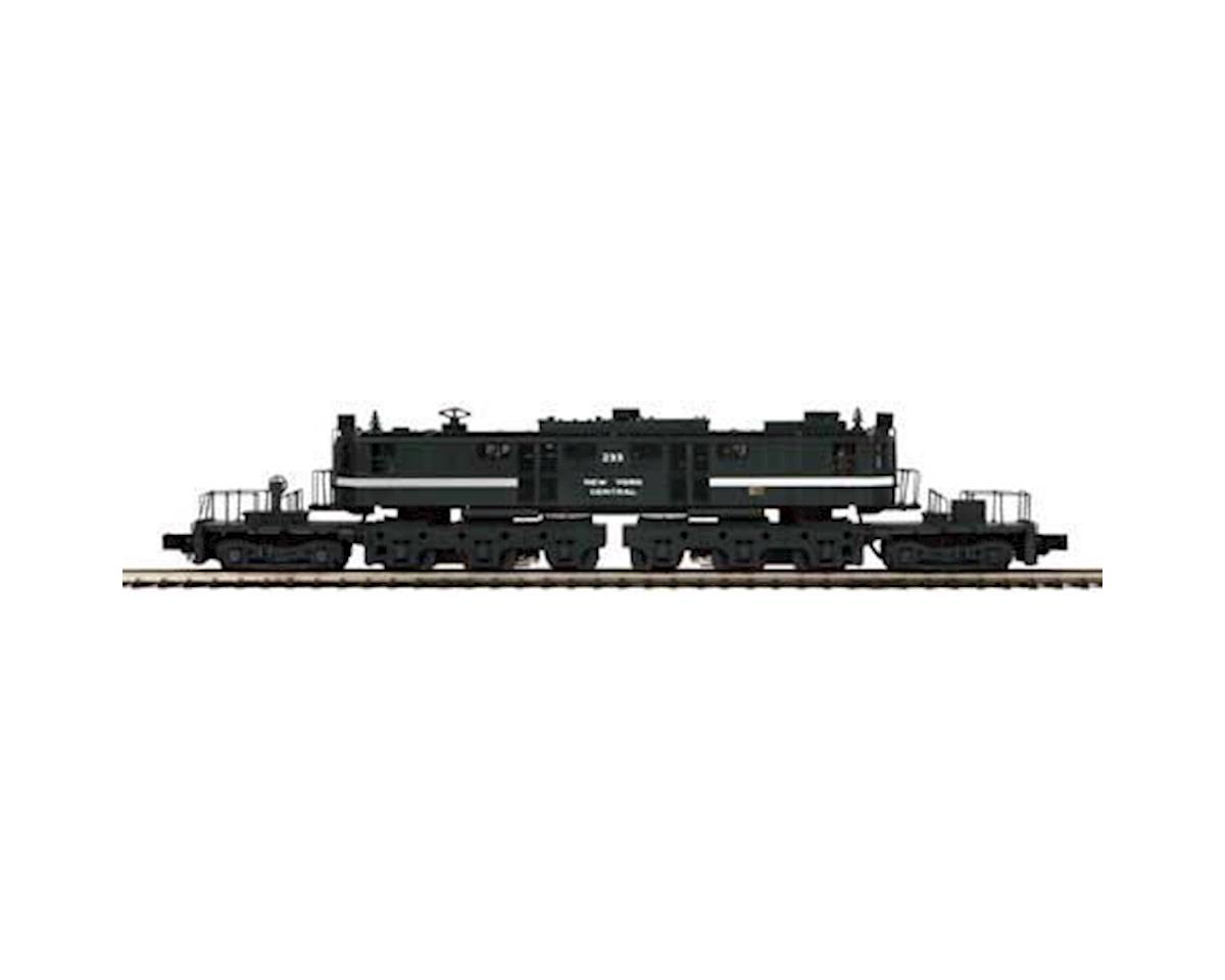 MTH Trains O Hi-Rail P2 Box Cab w/PS3, NYC #233