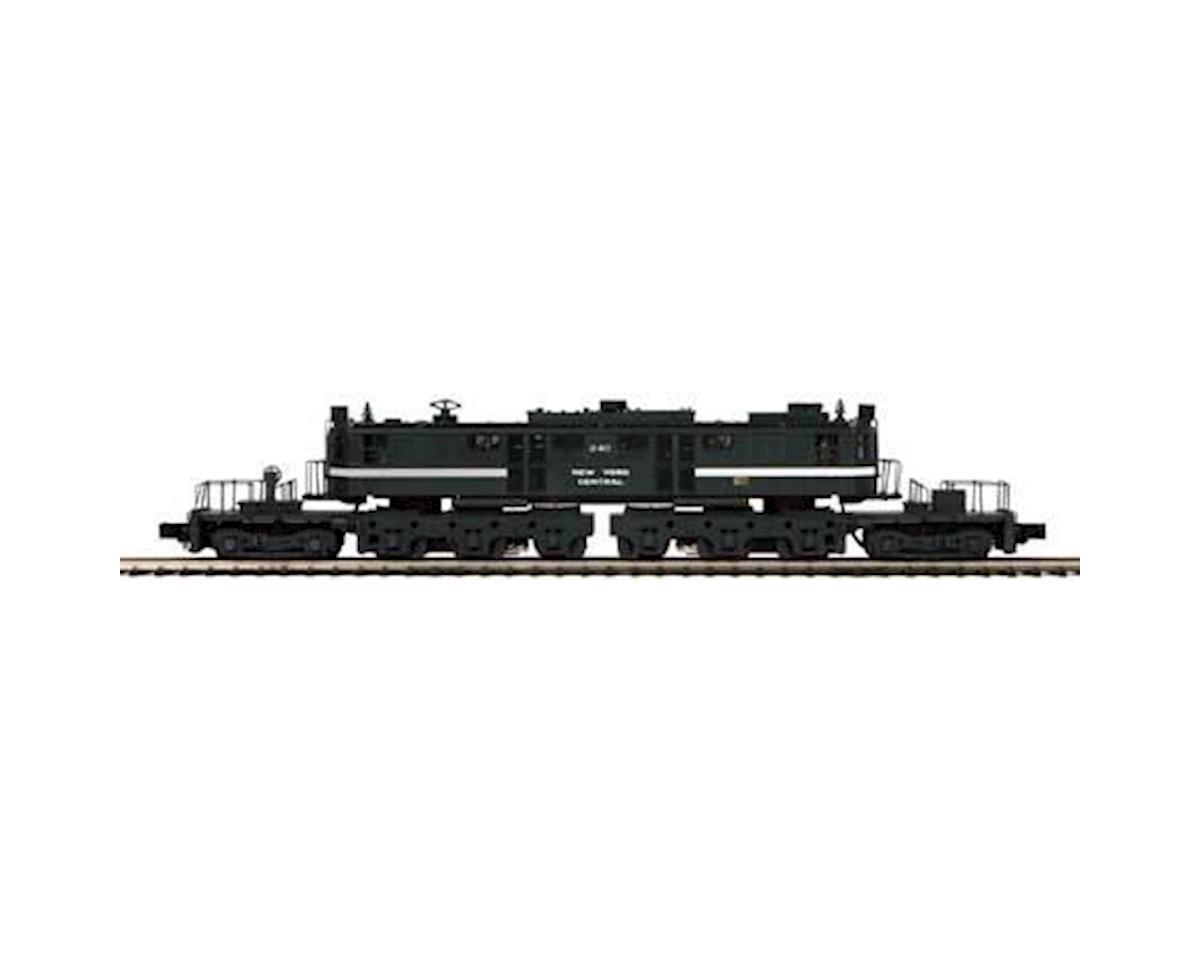 MTH Trains O Hi-Rail P2 Box Cab w/PS3, NYC #240