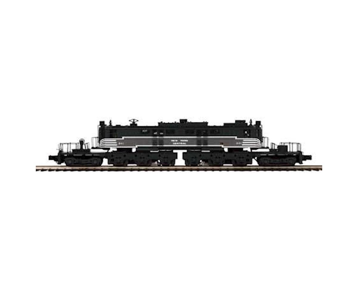MTH Trains O Hi-Rail P2 Box Cab w/PS3, NYC #241