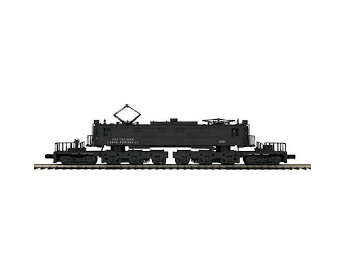 MTH Trains O Hi-Rail P2 Box Cab w/PS3, CUT #209