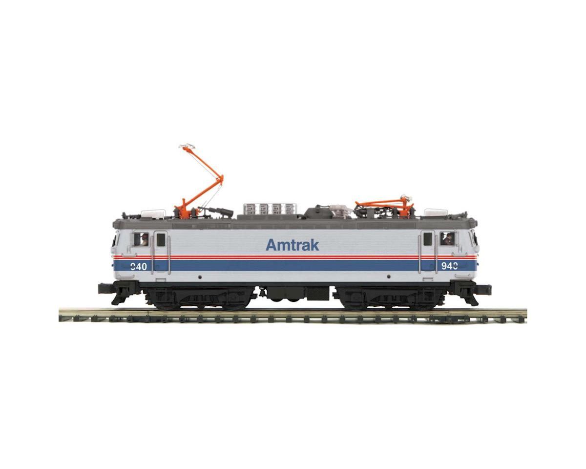 MTH Trains O Hi-Rail AEM-7 w/PS3, Amtrak #940