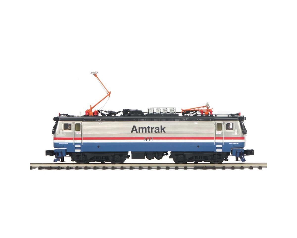 MTH Trains O Hi-Rail AEM-7 w/PS3, Amtrak #941
