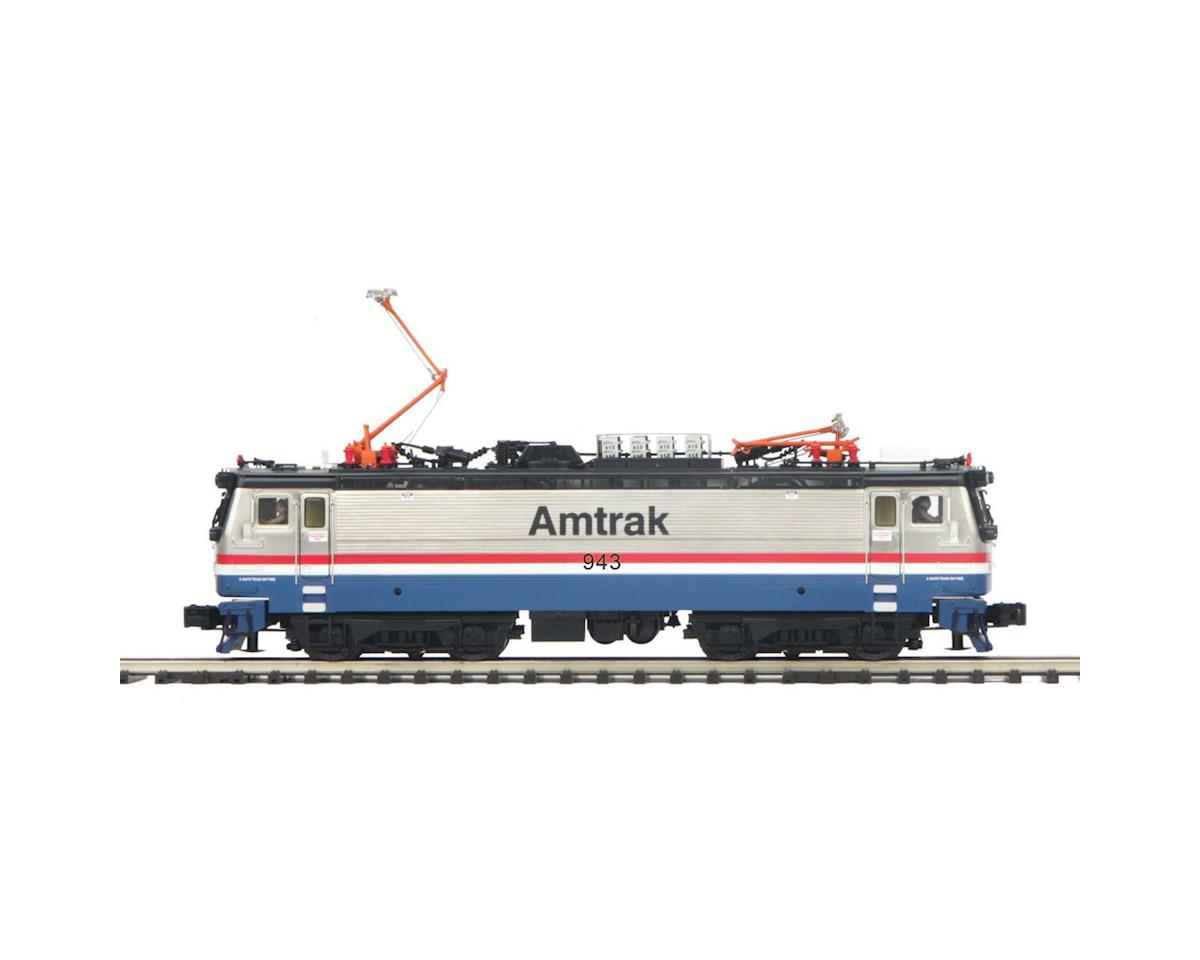MTH Trains O Hi-Rail AEM-7 w/PS3, Amtrak #946