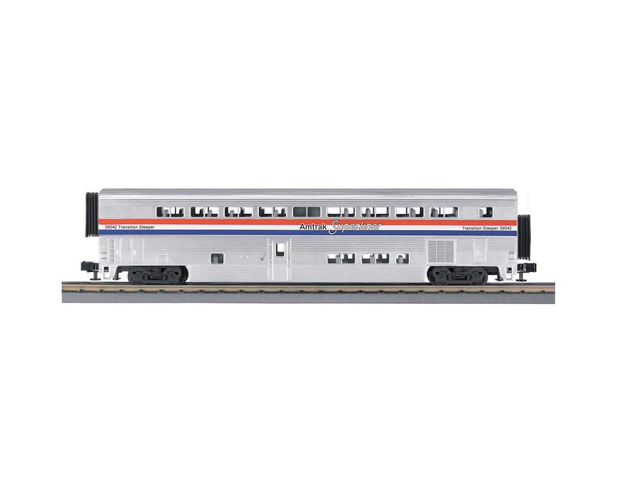 MTH Trains O SuperLiner Sleeper, Amtrak/Phase III