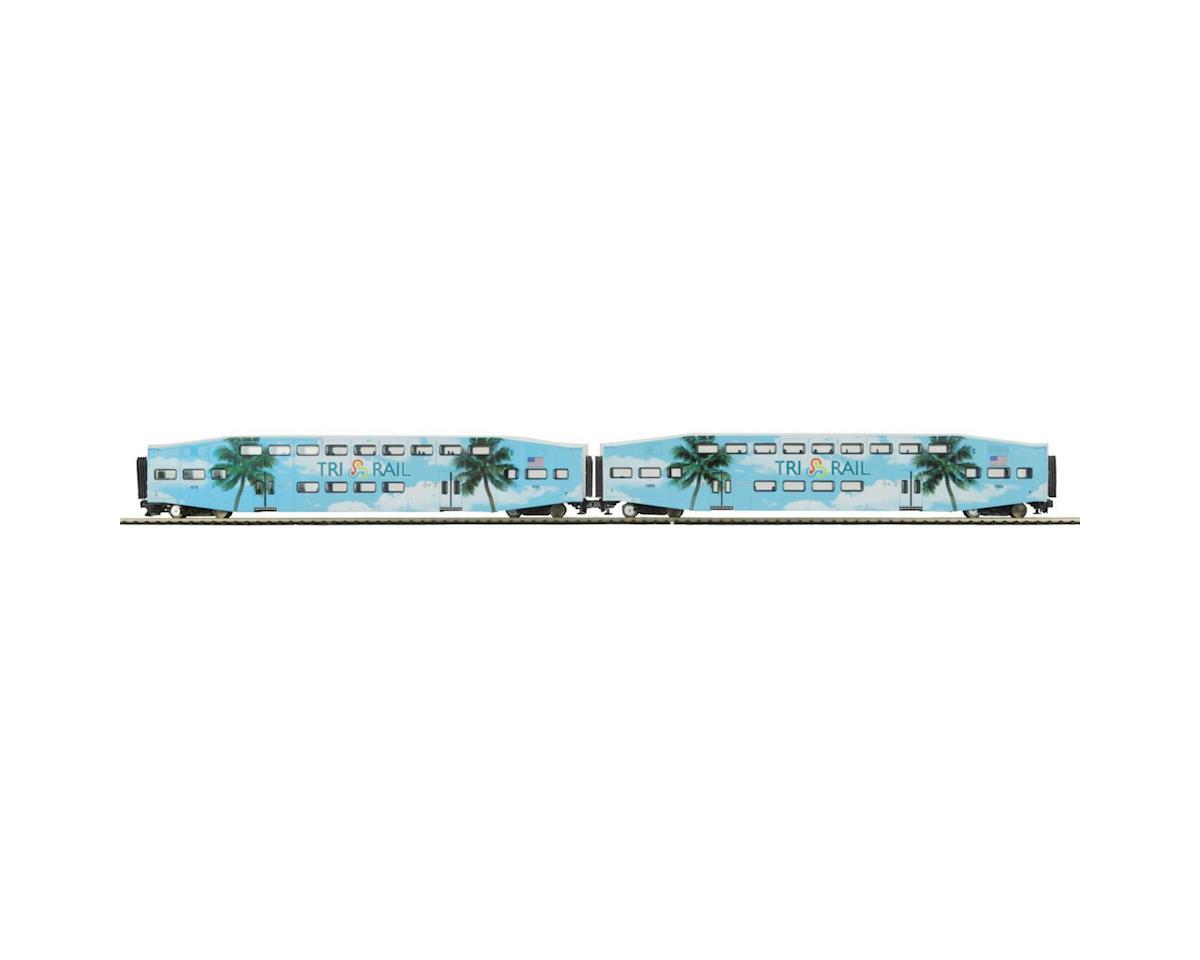 MTH Trains O Bombardier, Florida Tri-Rail (2)
