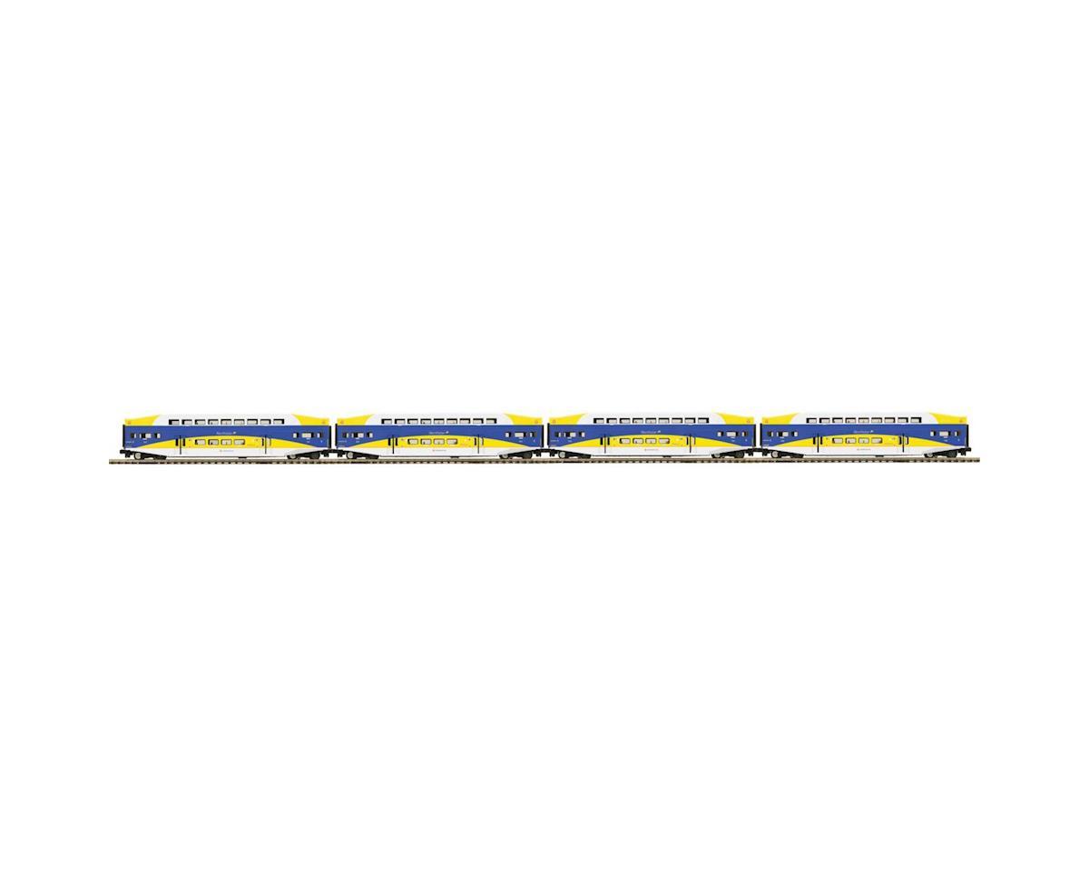MTH Trains O Bombardier, Metro (4)