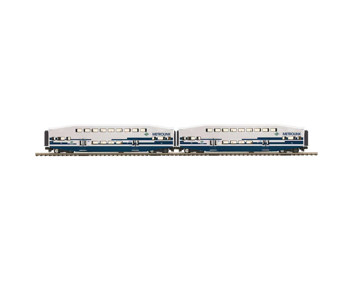 Mth Trains O Bombardier Metrolink 2 Mth2061054 Toys Hobbies
