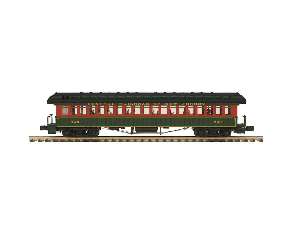 MTH Trains O 64' Wood Coach, CNJ