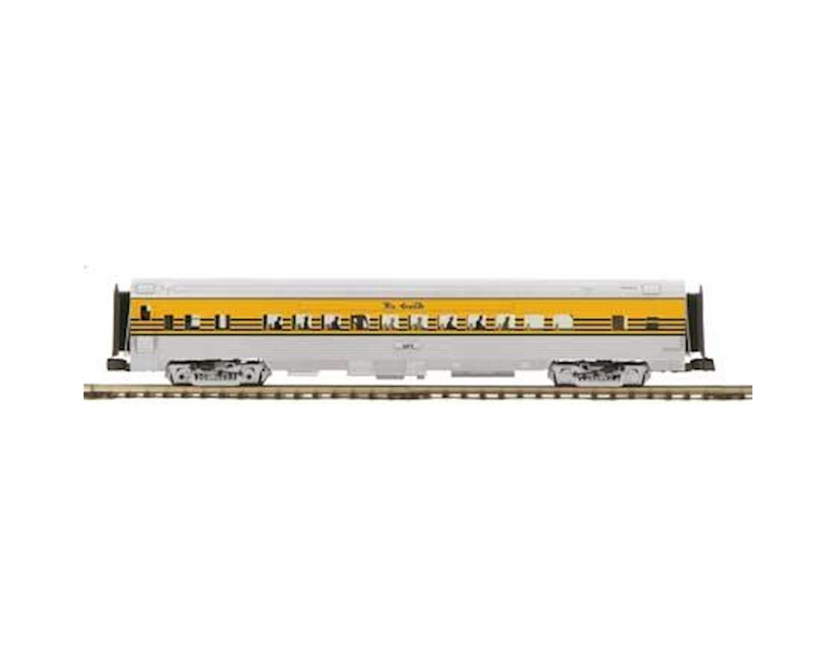 MTH Trains O 70' Streamline Smooth RPO, D&RGW #1201