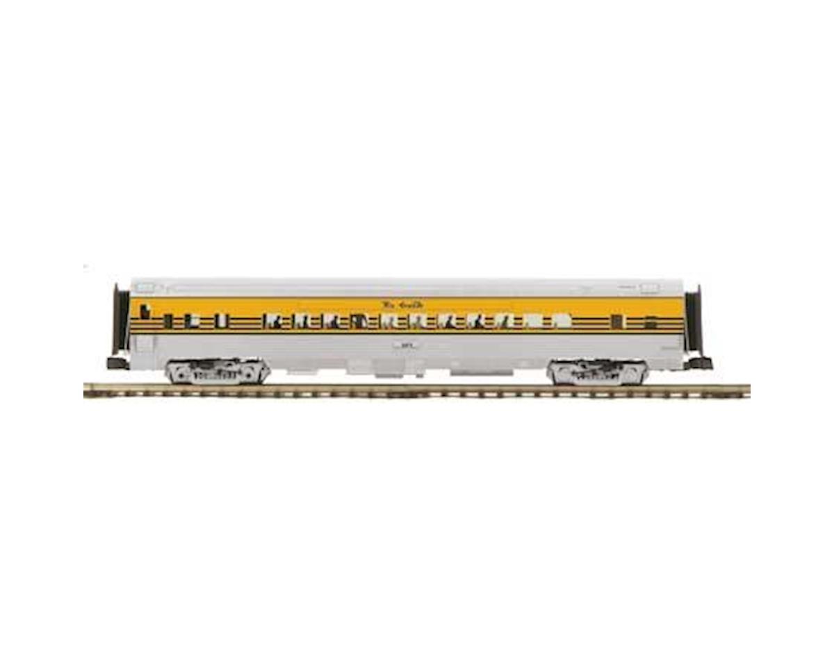 MTH Trains O 70' Streamline Smooth RPO, D&RGW #1201