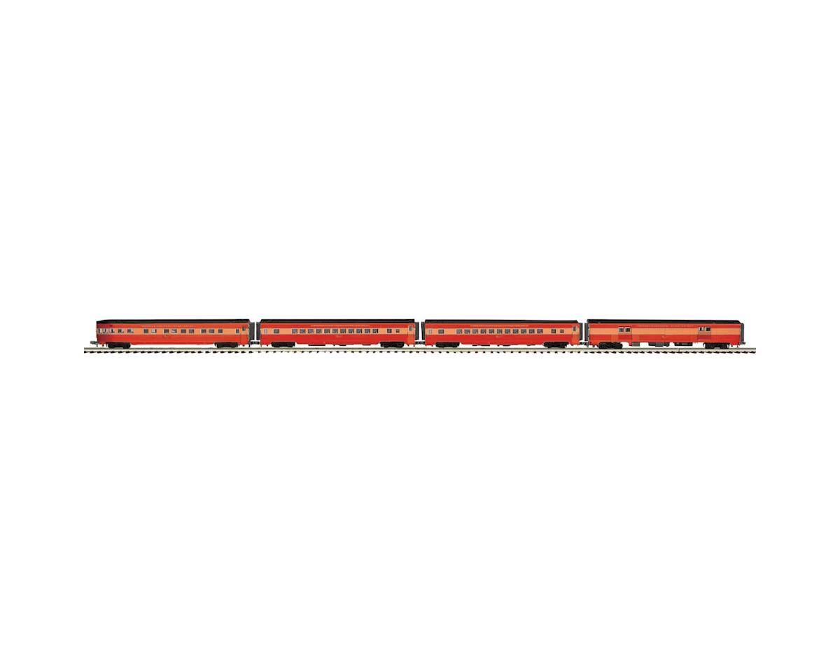 MTH Trains O 70' Streamline Smooth Passenger, SP #6719 (4)