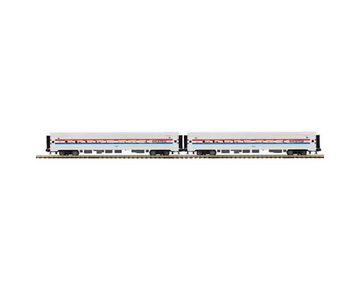 MTH Trains O Amfleet Passenger, Amtrak #21016 (2)