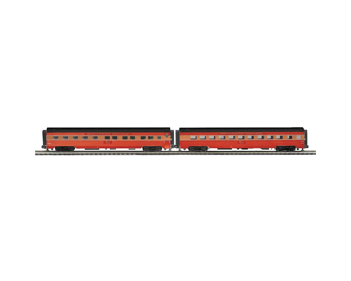 MTH Trains O 70' Streamline Smooth Sleeper/Diner, SP
