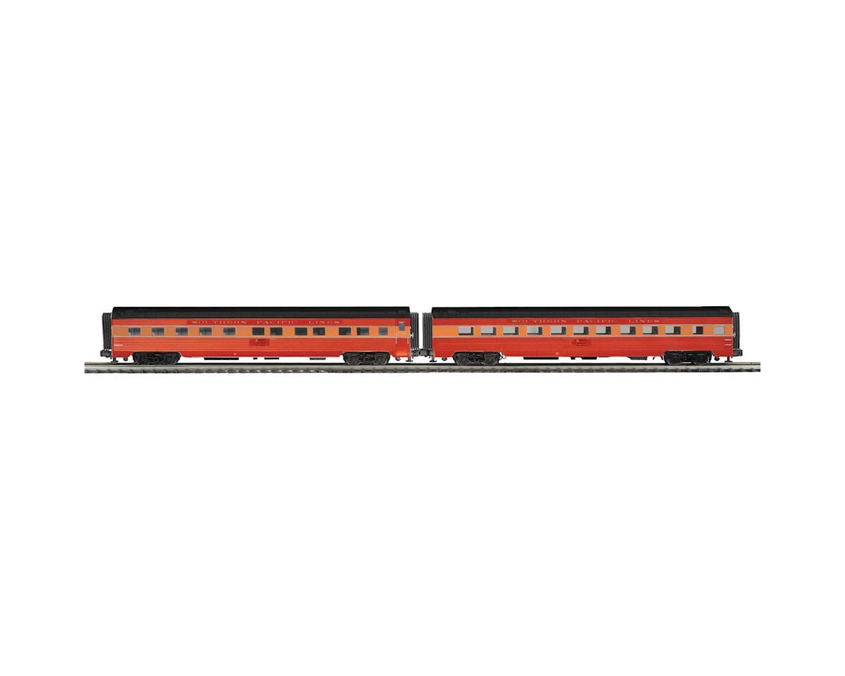 MTH Trains O 70' Streamline Ribbed Sleeper/Diner, SP