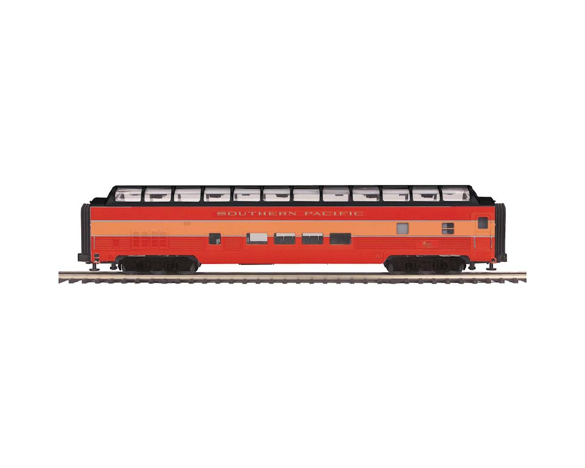 O 70' Streamline Smooth Full Vista Dome, SP by MTH Trains