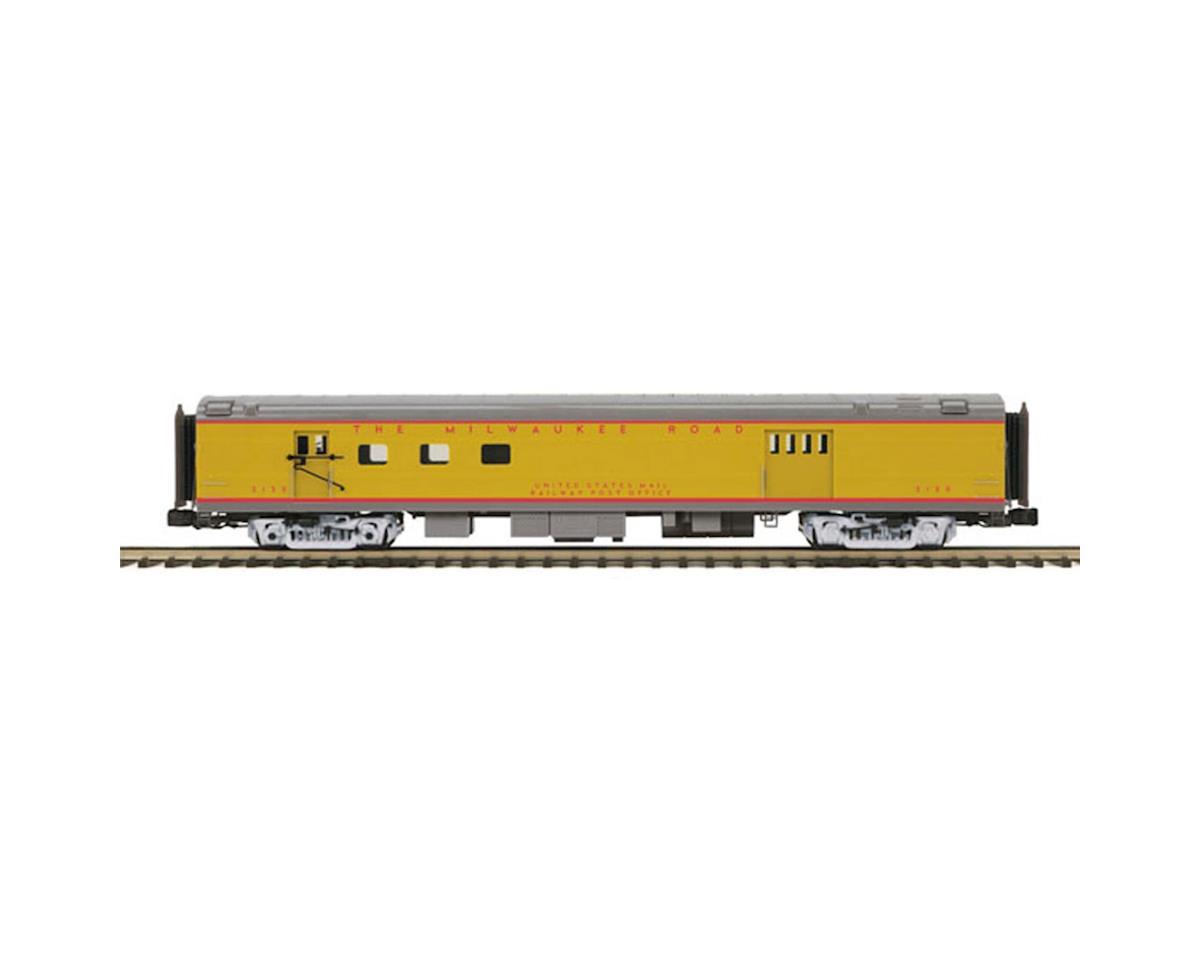 MTH Trains O 70' Smooth RPO, MILW
