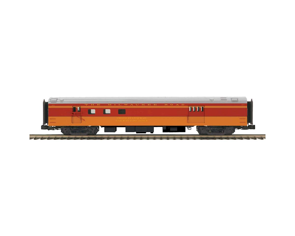 MTH Trains O 70' Streamline Smooth RPO, MILW