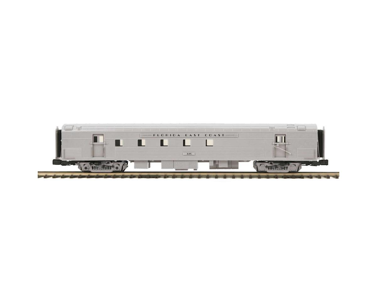 MTH Trains O 70' Streamline Ribbed RPO, FEC